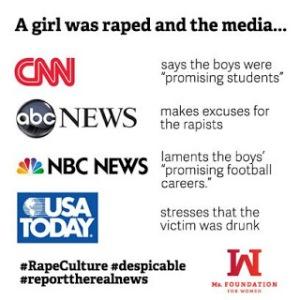 rape culture media